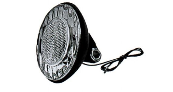 XLC Halogenstrålkastare Dynamolampor grå/svart